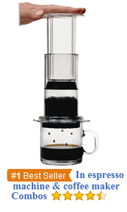 brewing coffee aeropress coffee and espresso maker
