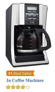 Top rated coffee maker Mr coffee bvmc sjx33gt coffee machine