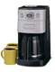 cuisinart dgb 625bc grind and brew coffee maker