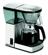 Scaa Certified Bonavita BV 1800 8 cup coffee maker