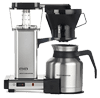 One of the best Scaa Certified coffee makers - moccamaster 79212 kbts 8 cup coffee brewer with thermal carafe
