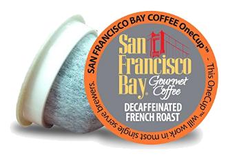 coffee pod sample