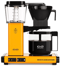 technivorm moccamaster kbg 741 coffee maker with glass carafe
